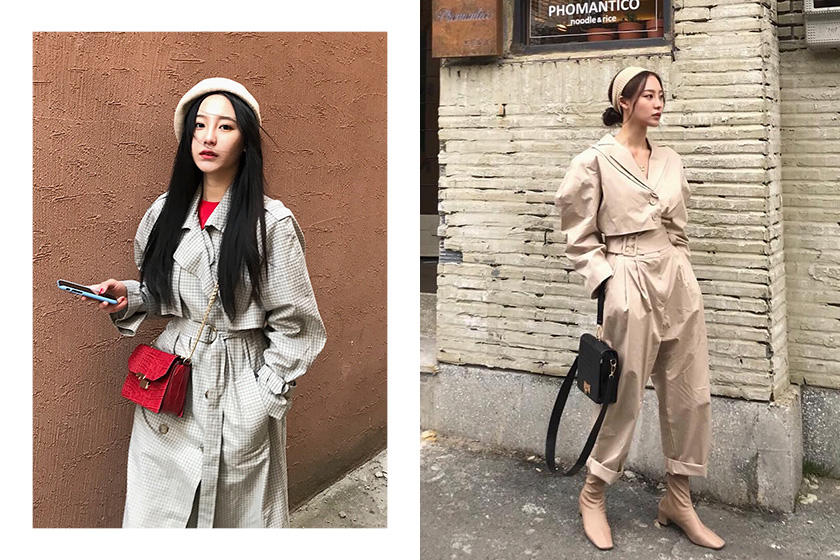 Instagram Fashion Model dubbed Krystal Style Inspiration