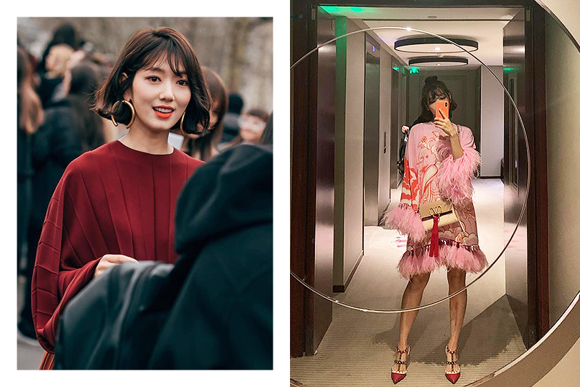 Park Shin Hye 3 Short Cut Hair Style