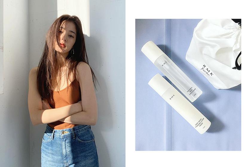 Japanese Girl Skinacre RMK New Treatment Lotion
