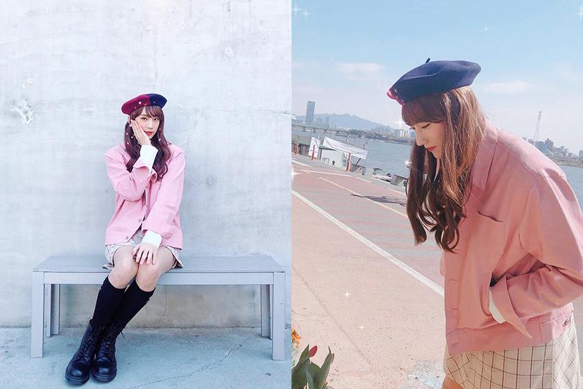 B1A4 Gong Chan Sik Cross Dressing Korean Idol