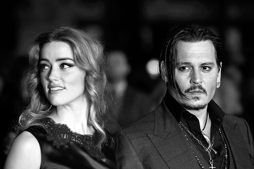 Johnny Depp Amber Heard Divorce Domestic Violence lawsuit Evidence