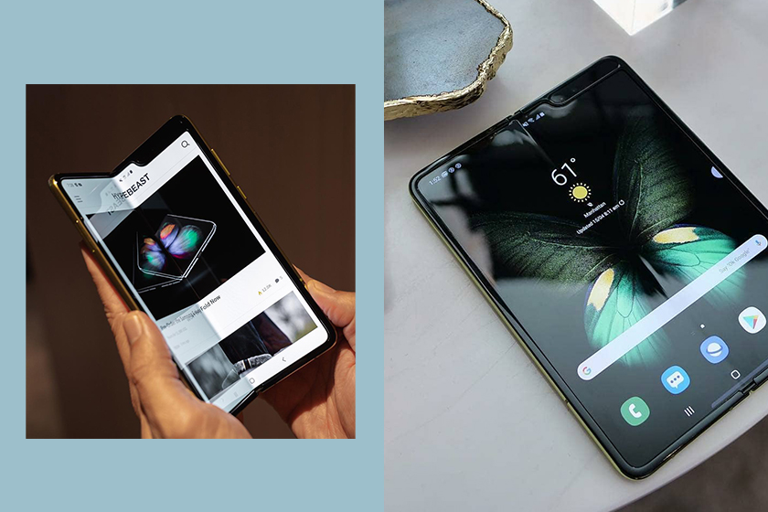 samsung-galaxy-fold foldable Smart phone