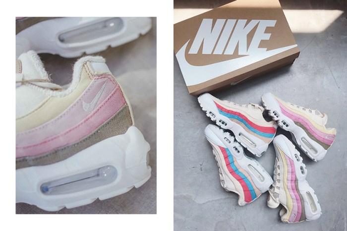 注入天然植物染料!Nike 再度帶來適合春日穿搭的 Air Max 配色!