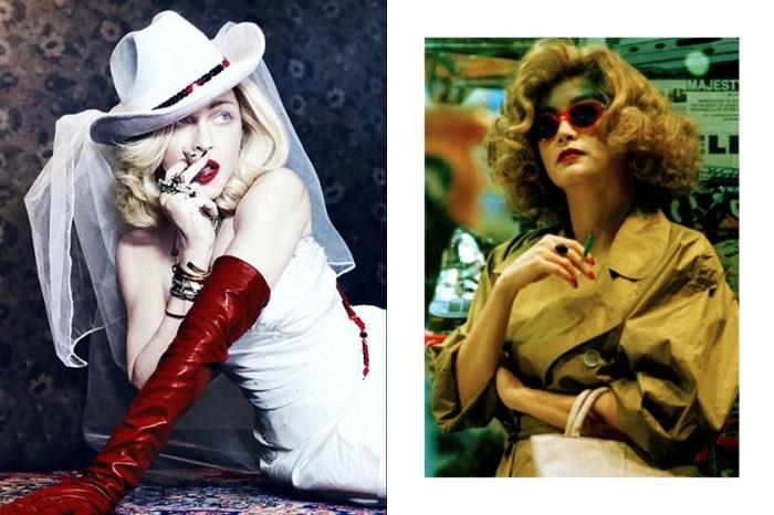連《重慶森林》的林青霞都現身!女王 Madonna 帶著 12 個時尚造型宣布回歸!