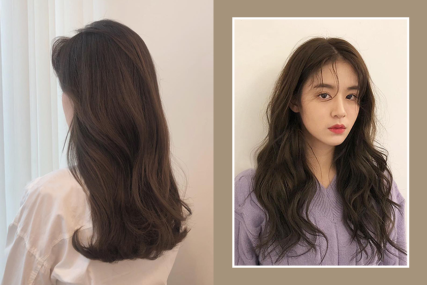 Simple Curly Hair Style 3 min with hair dryer