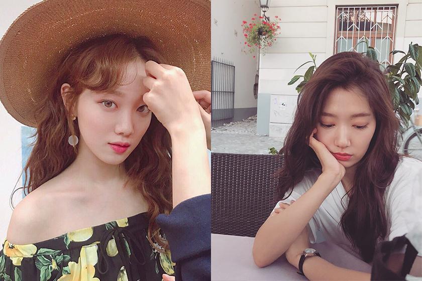 Korean Idol Star Makeup Artist Salon Beauty Trend