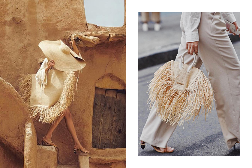 Jacquemus Hand Bag Le grand Baci Instagram Fashion Point