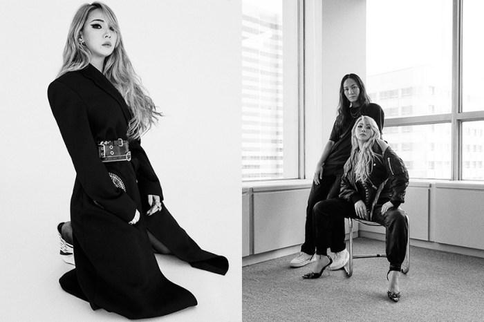 粉絲想念的 CL 終於現身,此回出鏡 Vogue 竟然全因這位知名設計師!