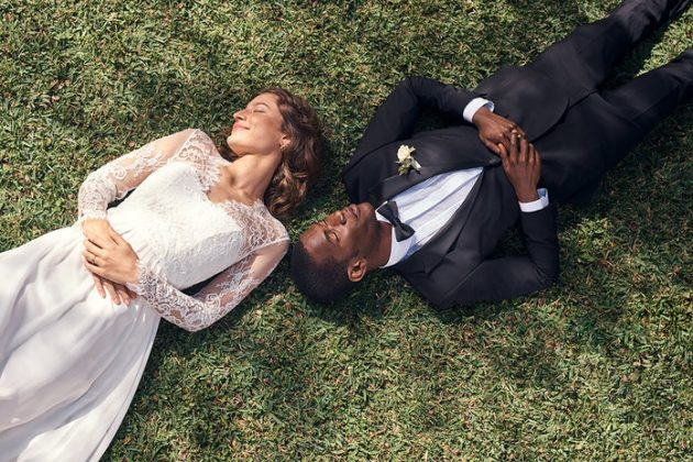 H&M Beautiful Affordable Wedding Dress Collection 2019