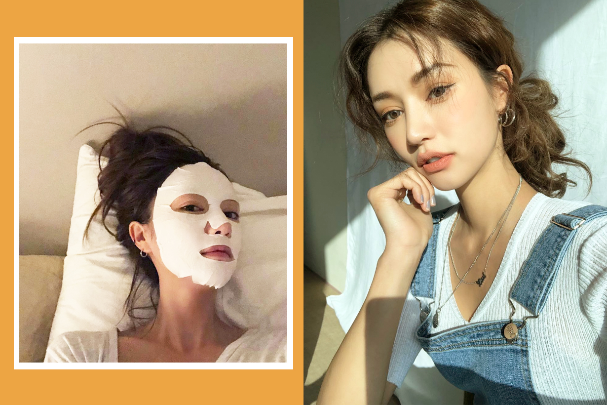 Mask skincare tips skincare mistakes avoid face massage mask essence paper masks clogged pores
