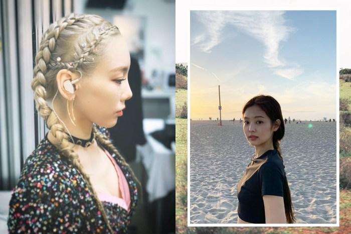 BLACKPINK Jennie、太妍等韓星的編髮造型現在都這樣綁!這個動作千萬不要做!
