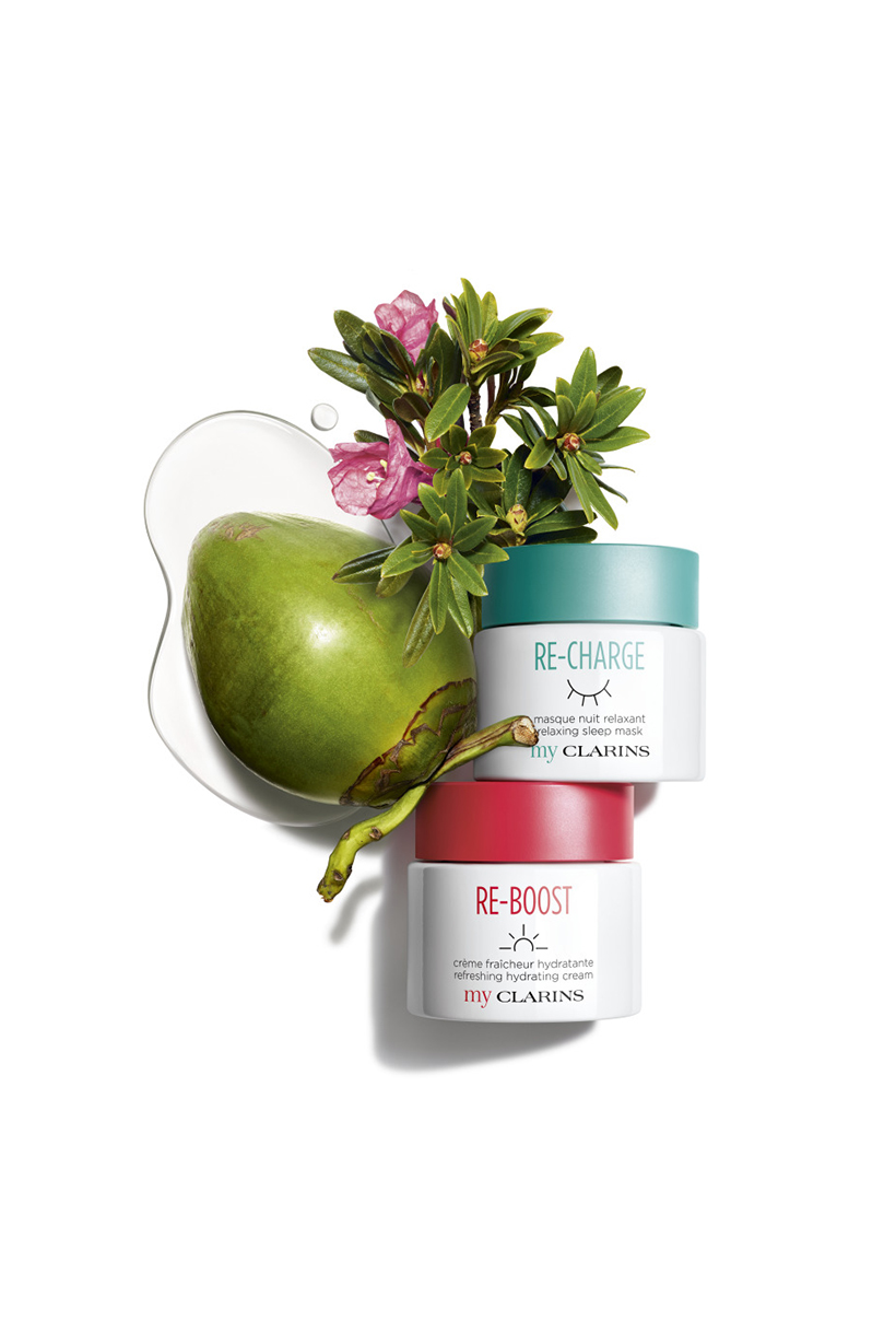 Clarins is launching My Clarins Skincare Line
