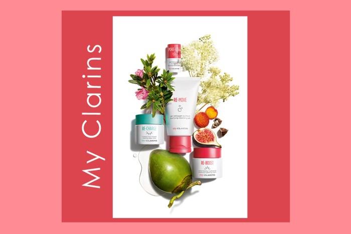 Clarins 推出全新副線 My Clarins ,專為 Z 世代而設的美肌產品!