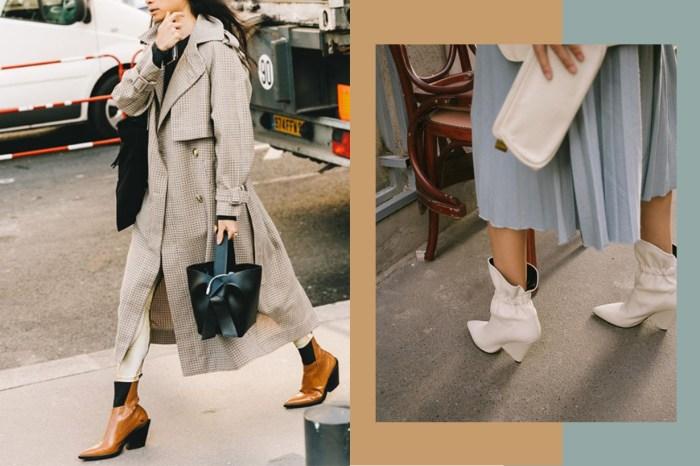 5 大新崛起的鞋櫃必備!這些 2018 年流行過的鞋履,潮人早就忘掉