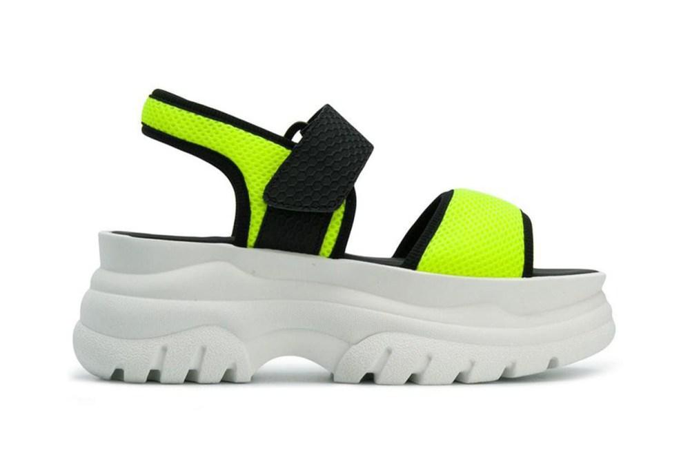 joshua sanders sandals