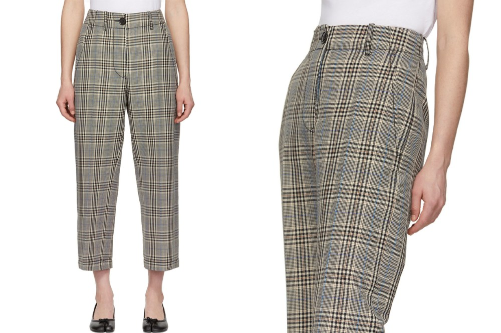 mm6 maison margiela trousers