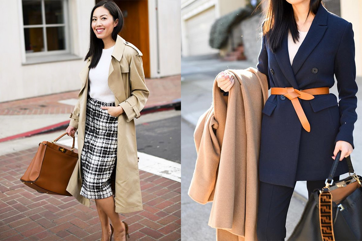 9to5chic Blogger Workwear Inspiration