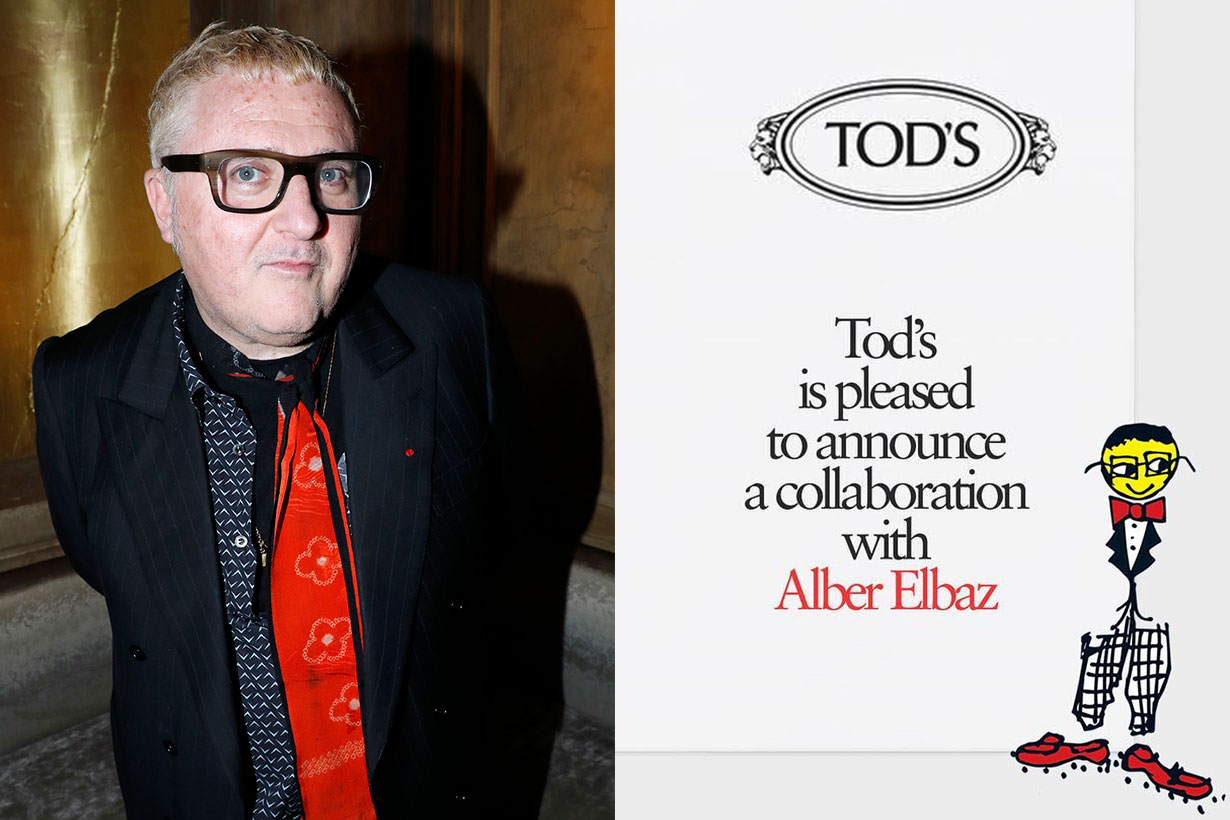 Tod's  Alber Elbaz Collaboration