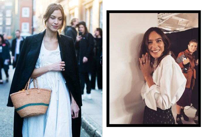 喜愛 Alexa Chung 的瀟灑、英倫風格,妳只需看看她春季衣櫥的 5 件單品!