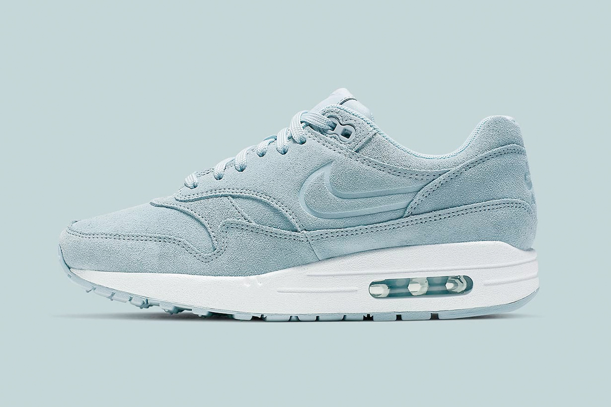 air max 1 turquoise new sneaker release