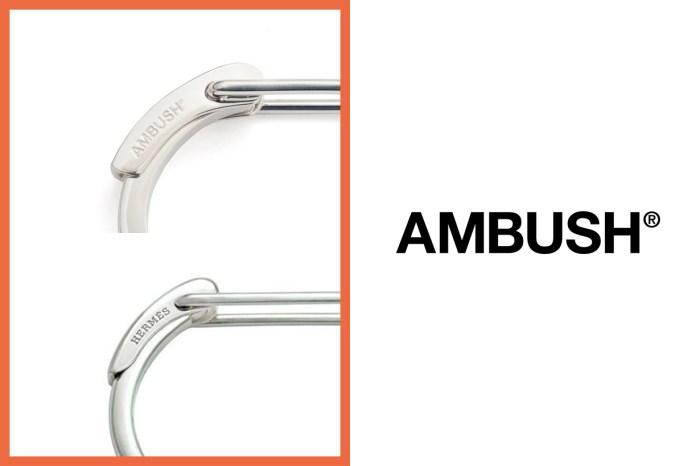 AMBUSH 抄襲爭議:原來這些飾品、服裝都是「致敬」別的設計師品牌?