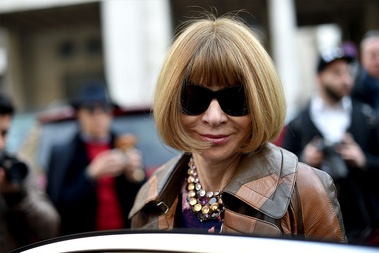 Anna Wintour Says You Should Definitely Never Wear Jeans for This Occasion