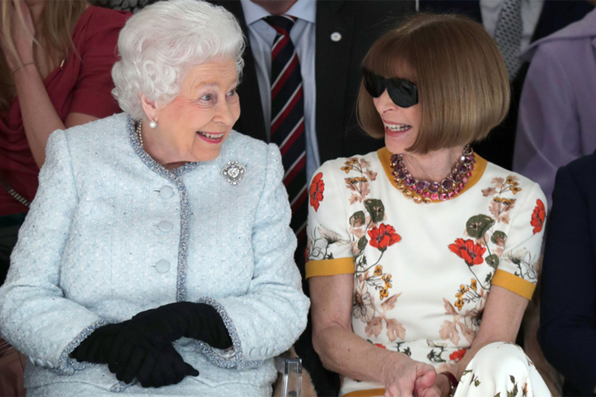 Anna Wintour Wants to Wear Suit Thanks to Meghan Markle