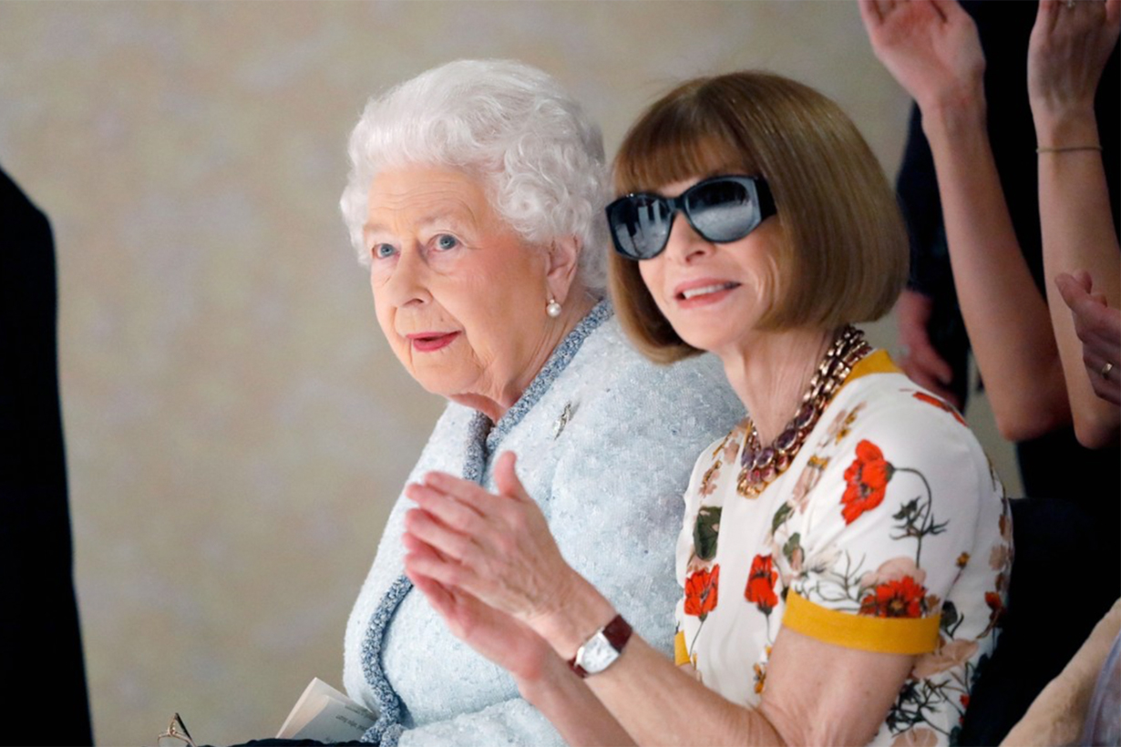 Anna Wintour has explained why she always wears sunglasses