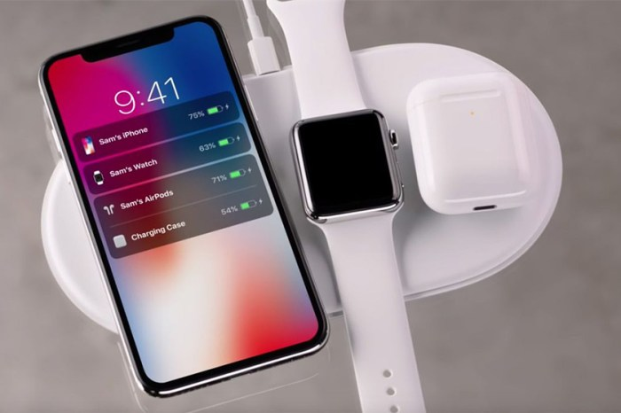 讓一眾果迷失望!Apple 正式宣佈無線充電器 AirPower 計劃暫停!