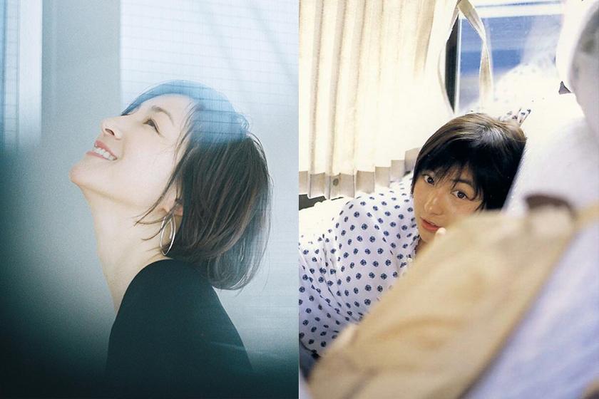 Hirosue Ryoko new photo Hideaki Hamada