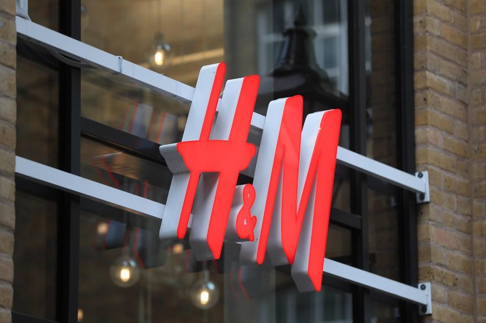 hm trial sales of vintage garments