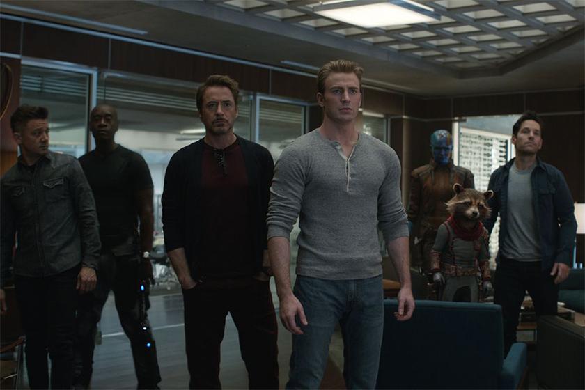 avengers endgame didnt have post credits scene