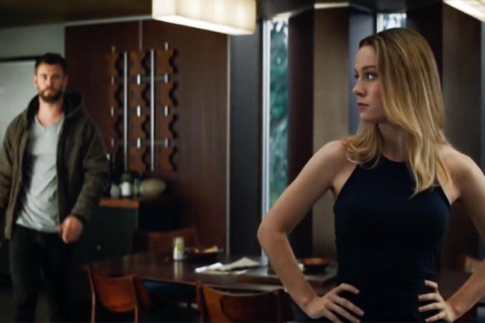 《Avengers》最新預告竟然承接《Captain Marvel》片尾彩蛋!