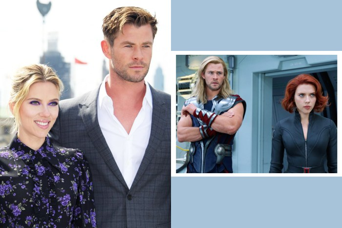 超級英雄不咬弦?雷神 Chris Hemsworth 跟黑寡婦 Scarlett Johansson 互相侮辱!