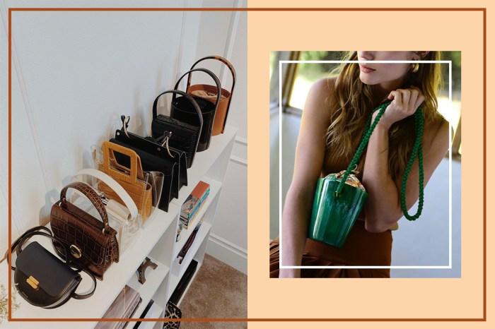 不只有名牌才稱得上時尚!6 個讓你過目不忘的小眾手袋品牌