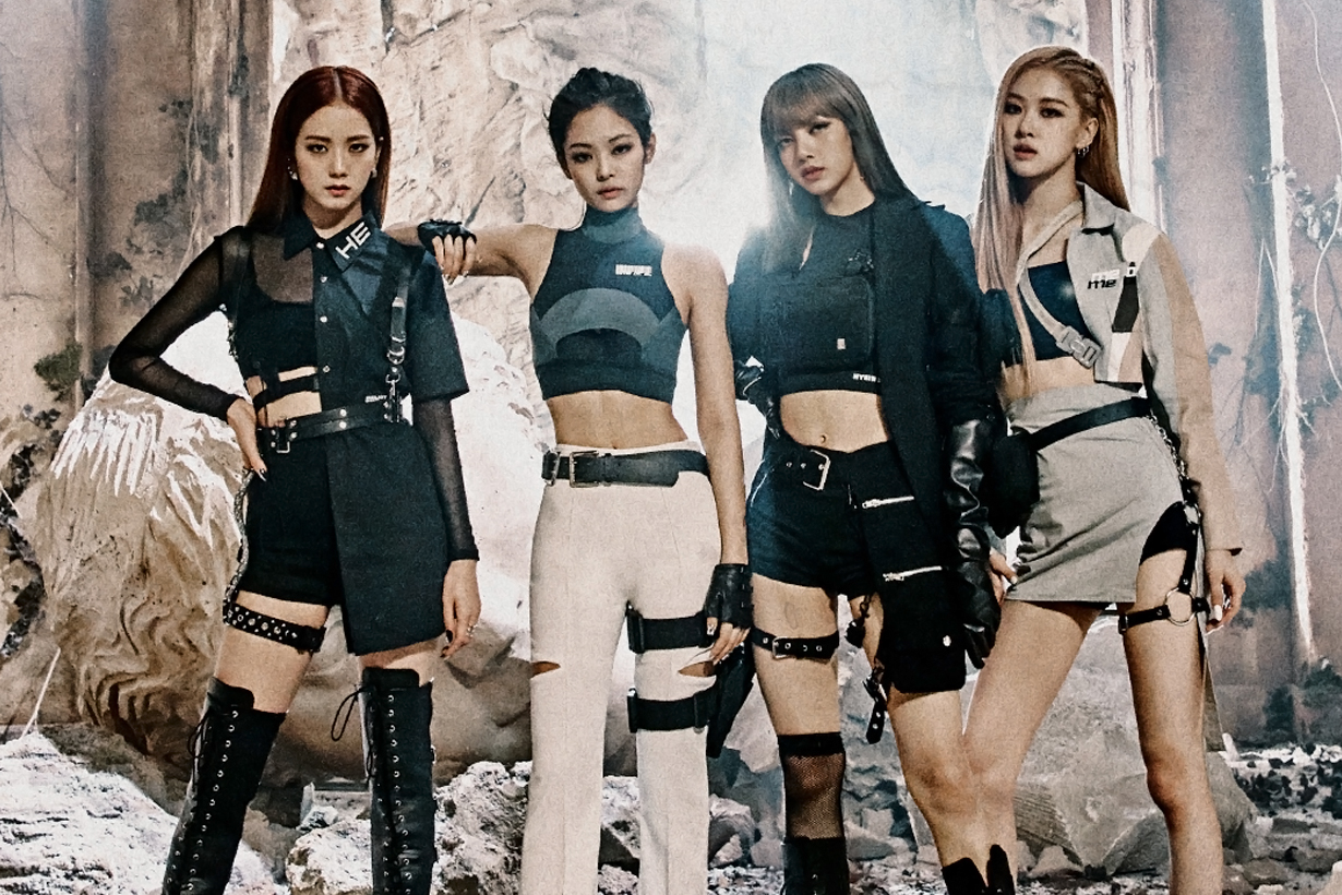 BLACKPINK Forbes 30 Under 30 Asia 2019 List Jennie Jisoo Lisa Rose Korean Idols celebrities singers Brightest Young Entrepreneurs and Innovators BTS CL