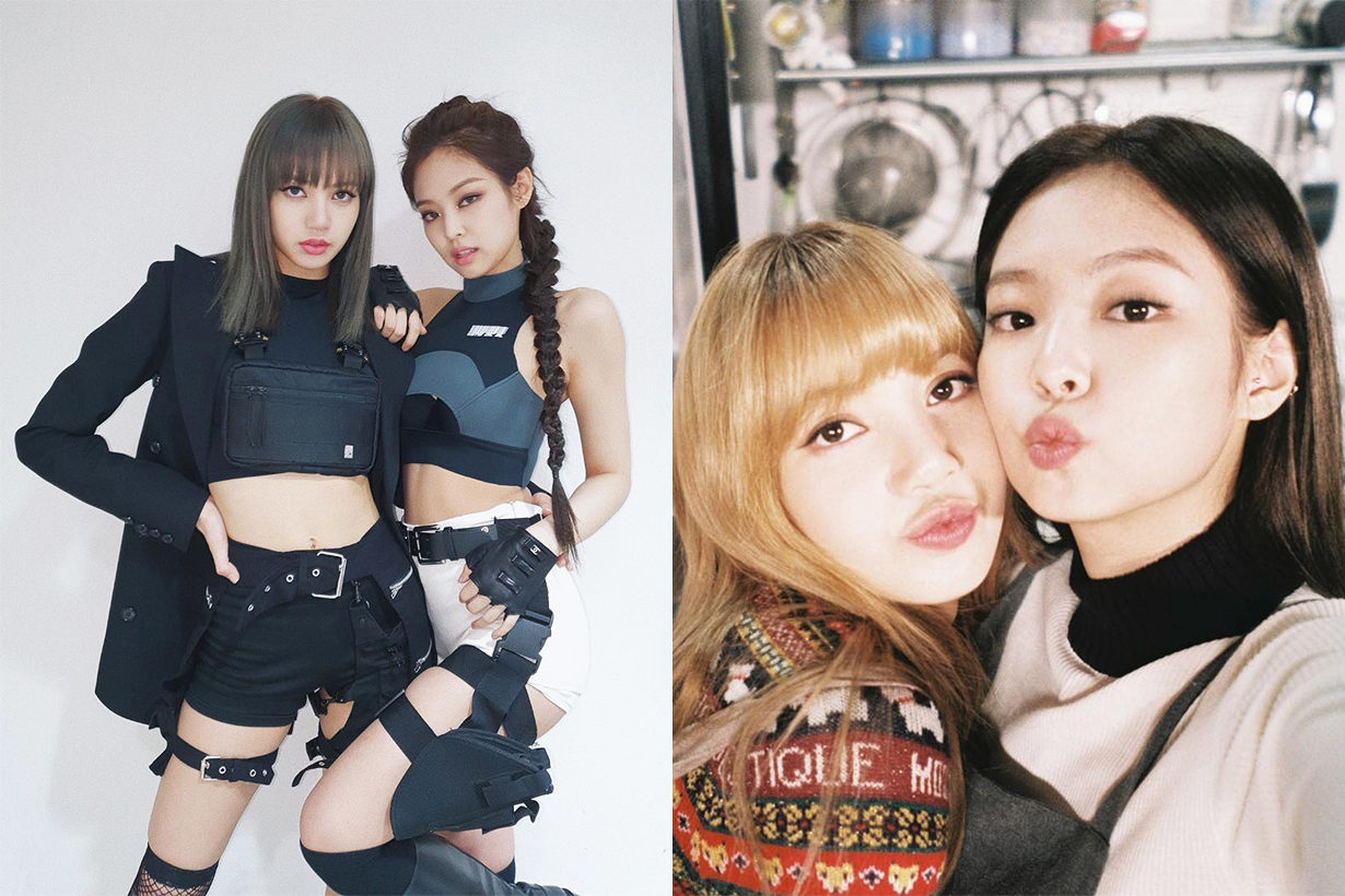BLACKPINK Jennie Lisa Rose Jisoo LA Concert The Forum California In Your Area World Tour K Pop Korean Idols celebrities singers girl bands