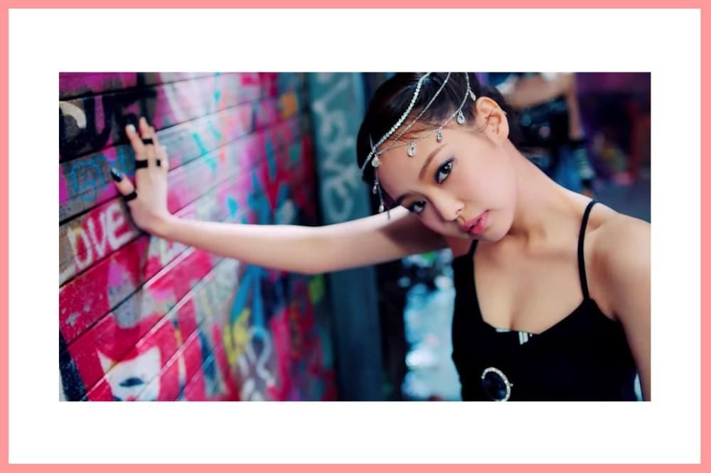 BLACKPINK Kill This Love MV Makeup Eye makeup beauty looks Jennie Lisa Rose Jisoo K Pop Korean Idols celebrities singers girl bands YG entertainment