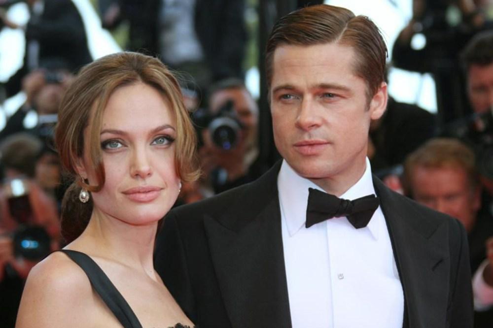 Brad Pitt and Angelina Jolie Are Officially Single Again