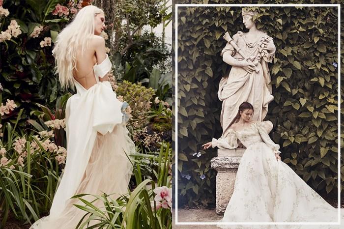 時尚新娘不易當?跟著專家入手這 7 大婚紗趨勢就可以!