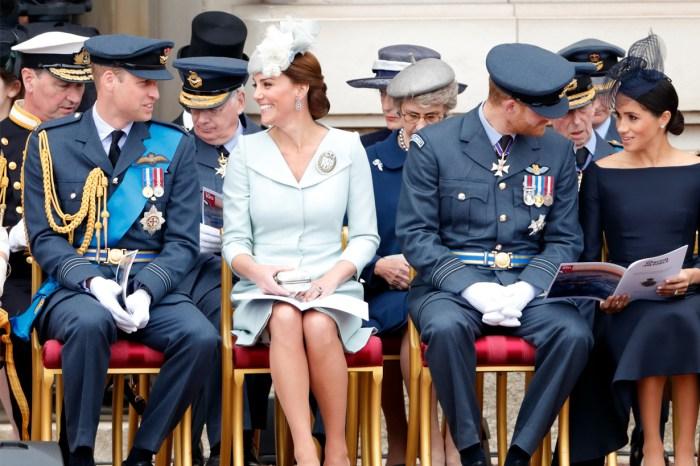 皇室成員也有搞笑時!重溫威廉夫婦、哈里夫婦互相開玩笑的時刻!