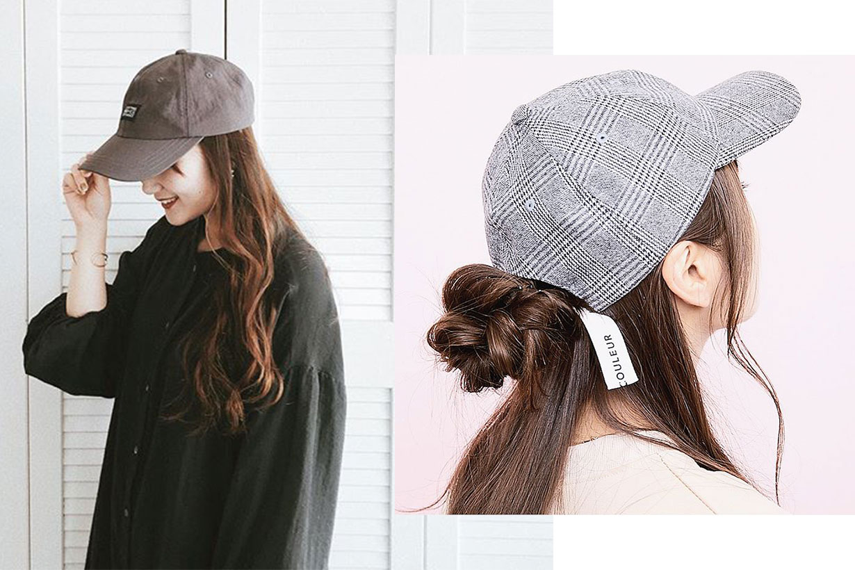 cap hairstyle