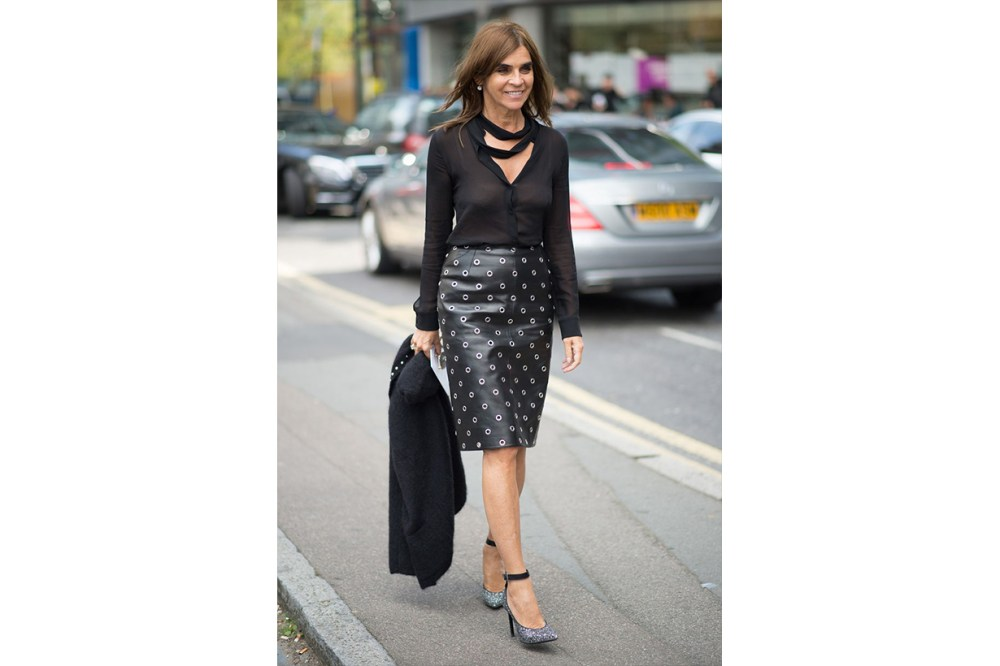 Carine Roitfeld French Style Muses