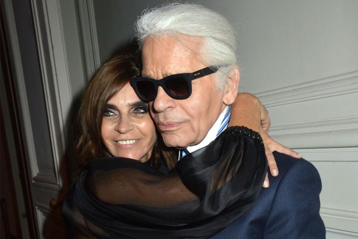 Carine Roitfeld announced as style advisor of Karl Lagerfeld's namesake brand