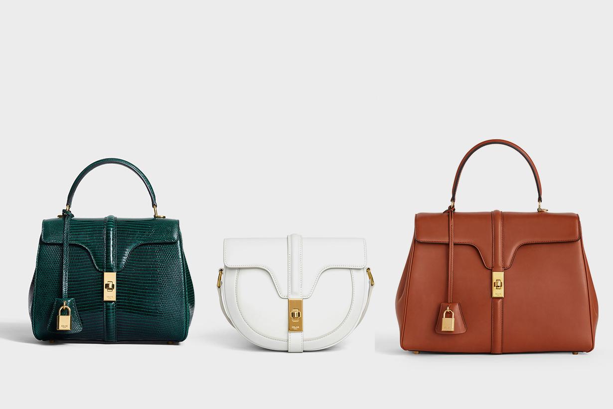 Celine Hedi Slimane 16 Handbag collection