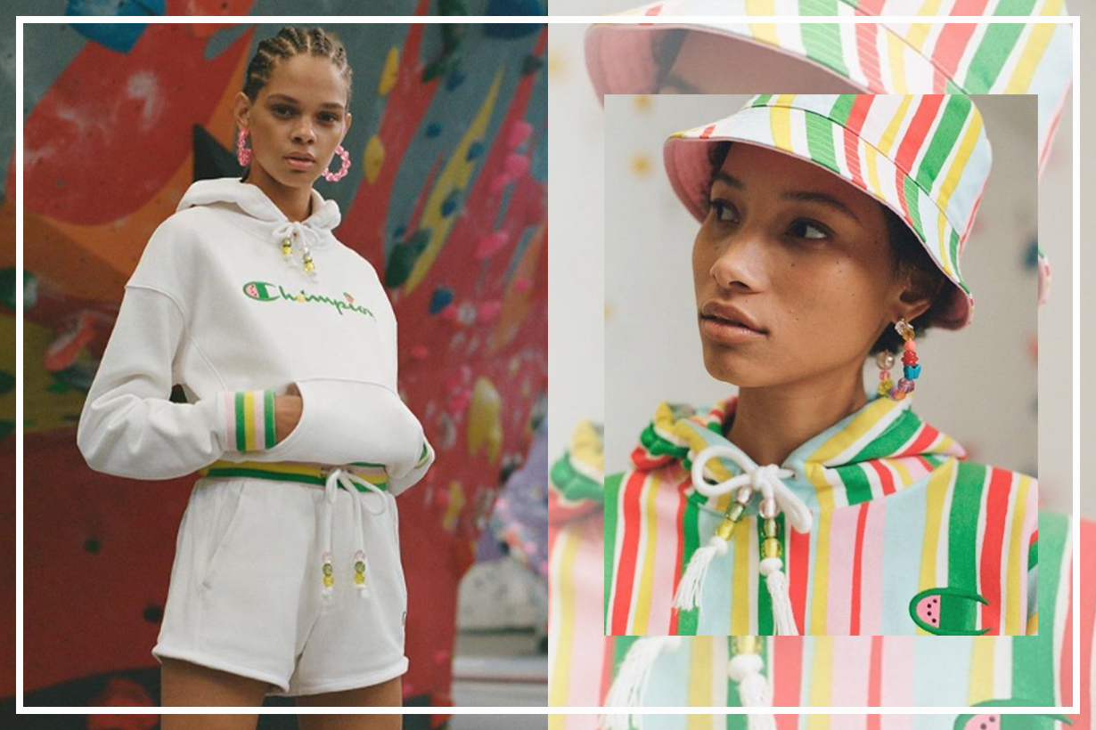 The Champion x Susan Alexandra Collab For Urban Outfitters Is One You'll Be Seeing All Summer