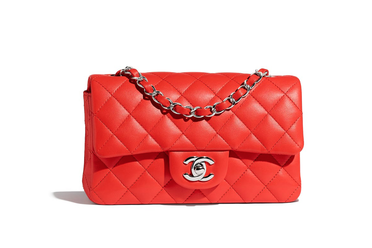 chanel-cc-filigree-bag flap bag