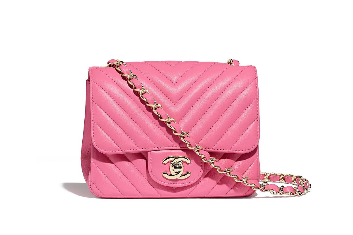 chanel-cc-filigree-bag flap bag