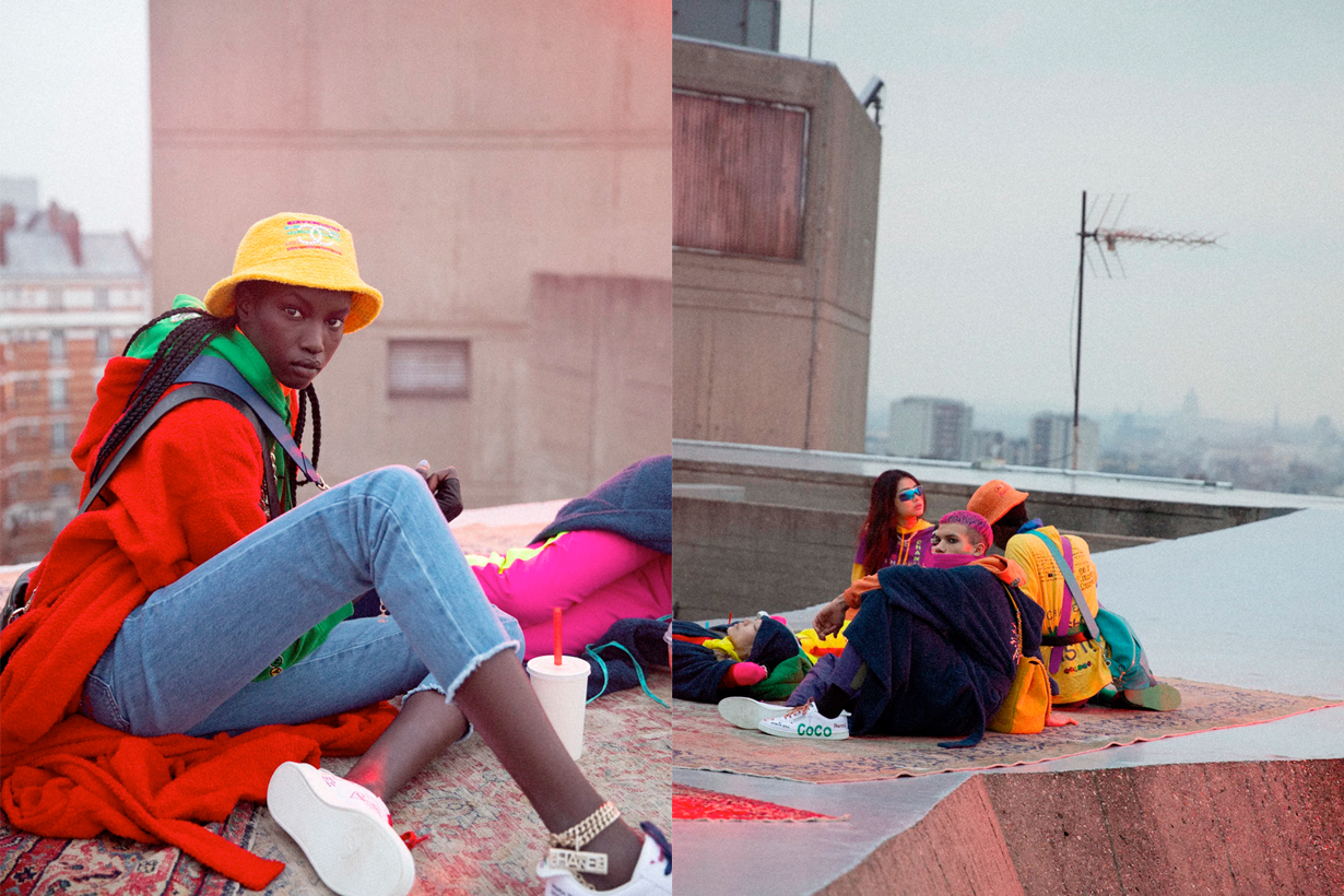 chanel pharrell williams capsule collection lookbook all items