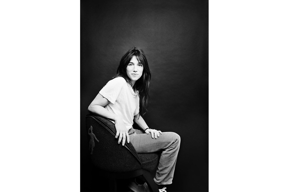 Charlotte Gainsbourg French Style Muses